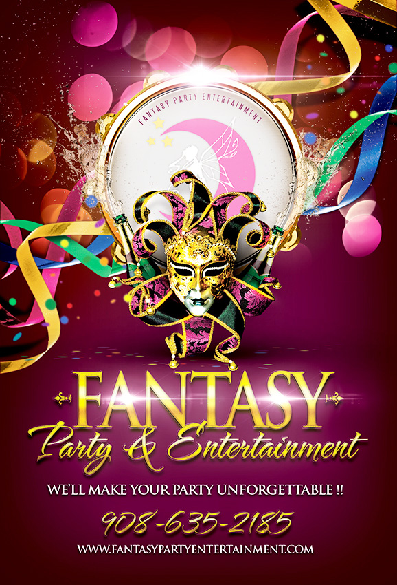 Fantasy Party Entertainment